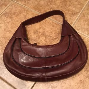 Chaos Leather Handbag